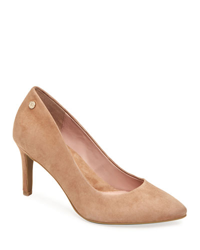 Tamara Suede Pumps
