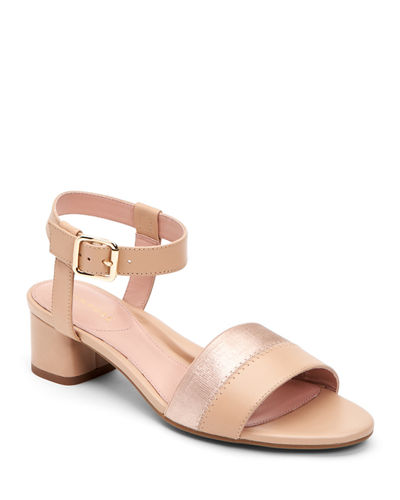 84ab1351769 Quick Look. Taryn Rose · Makena Block-Heel Sandals