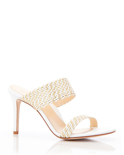 85a7d90093652 Quick Look. Marion Parke · Foxy Braided Leather High-Heel Sandals