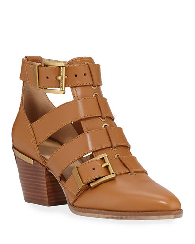 bdbe4a4ec22 Quick Look. MICHAEL Michael Kors · Griffin Cutout Leather Booties