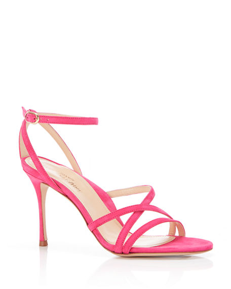 Marion Parke Lillian Strappy Evening Sandals