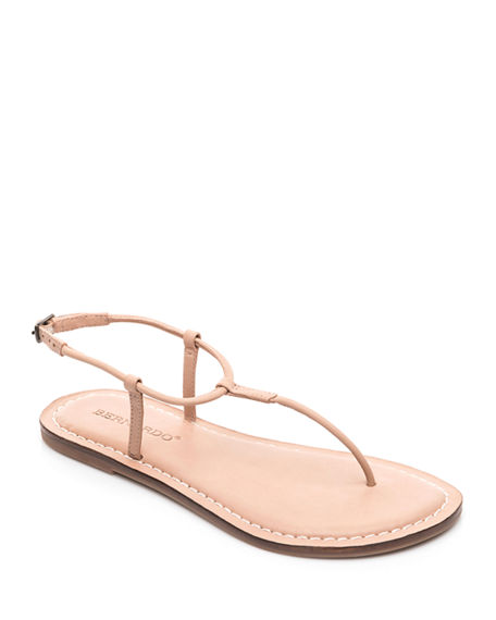 Bernardo Lilly Flat Thong Sandals