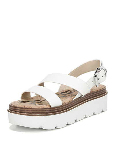 Rasheed Chunky Platform Sandals