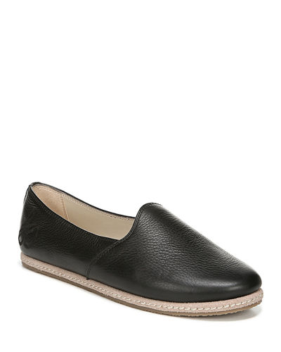 Everie Calf Leather Loafer Flats