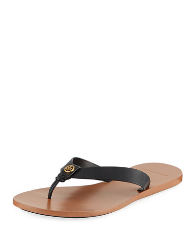 01f6f8da044 Quick Look. Tory Burch · Manon Leather Thong Sandals