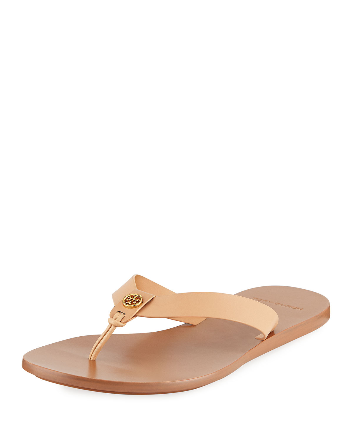 Manon Leather Thong Sandals