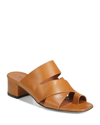 Fae Smooth Sandal Mules
