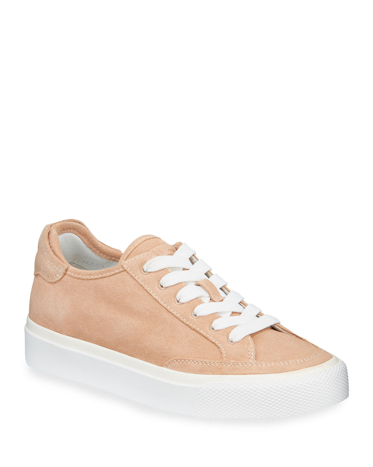 RB Army Suede Low-Top Sneakers