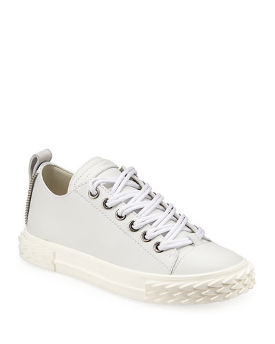 Moxie Leather Low-Top Sneakers