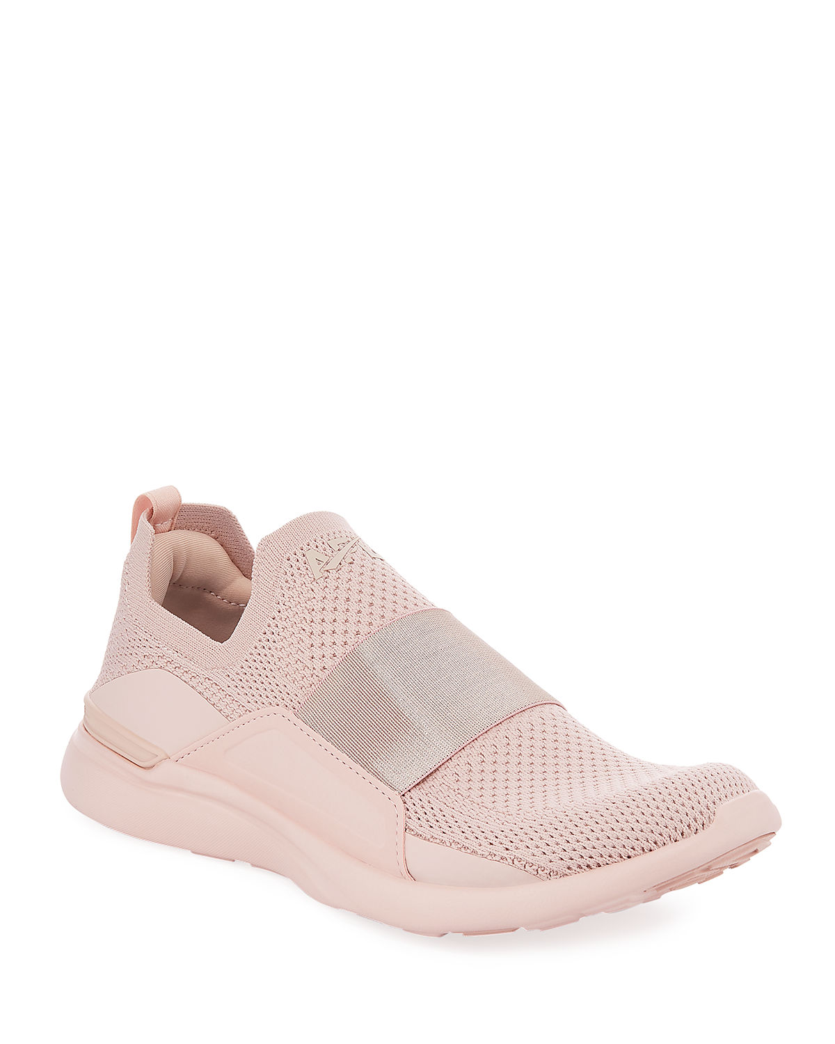 Apl Athletic Propulsion Labs Sneakers TECHLOOM BLISS KNIT SLIP-ON RUNNING SNEAKERS