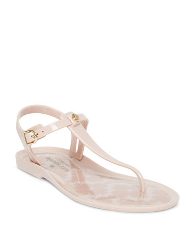 tallula flat rubber thong sandals