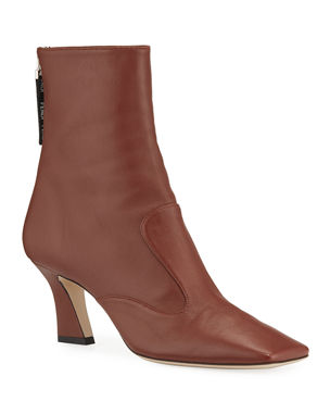7caf76c841df1 Fendi FFreedom 65mm Calf Leather Booties