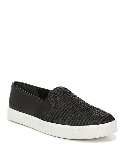 Blair Woven Flat Sneakers