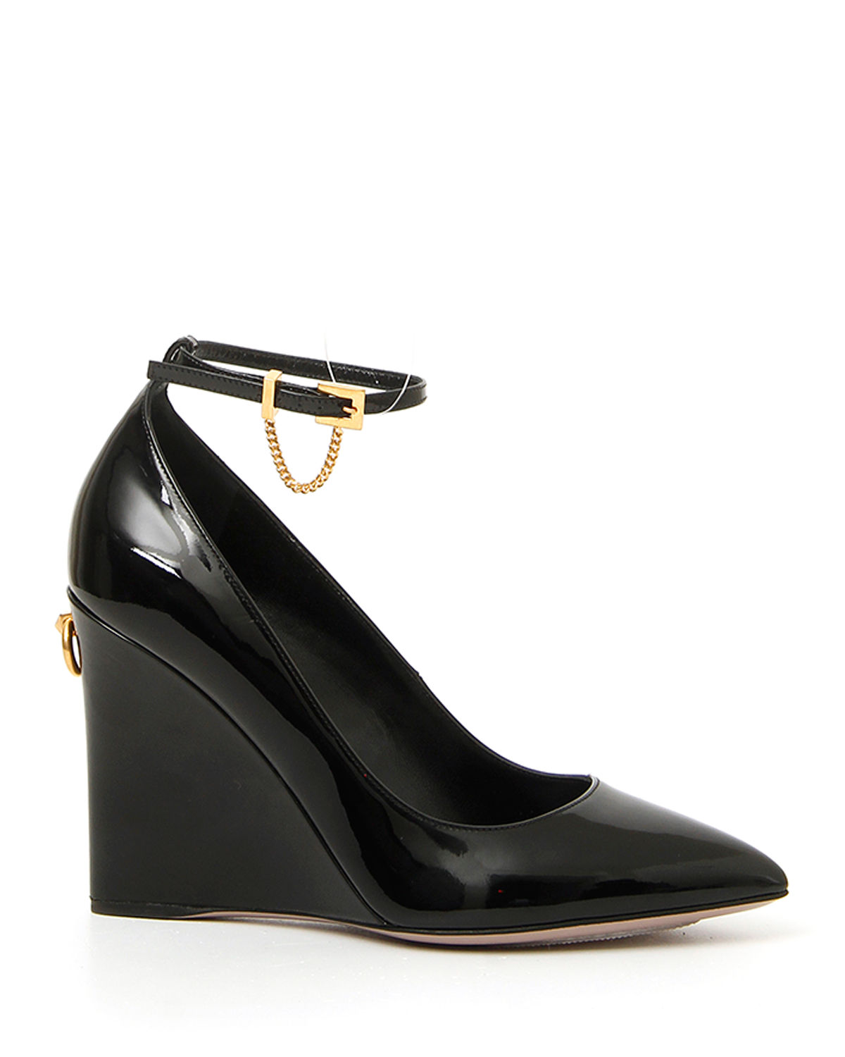 Ringstud Mary Jane Pumps by Valentino Garavani
