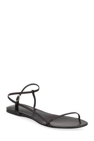 THE ROW Bare Flat Sandal