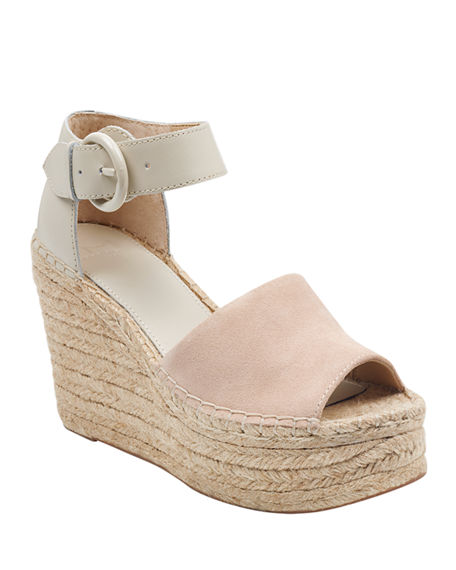 Marc Fisher LTD Alida Platform Wedge Espadrilles