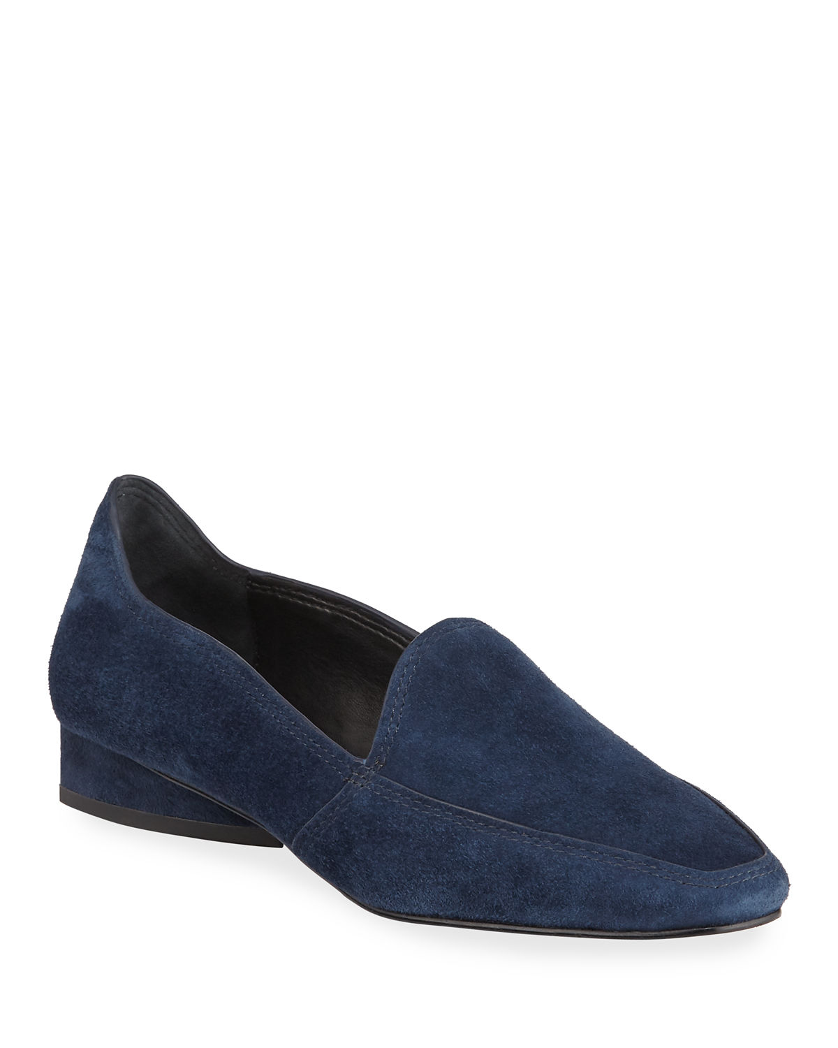 Icon Classic Suede Loafers