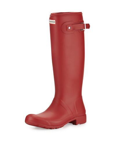 Hunter Boot Original Tour Buckled Welly Boots