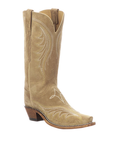 Margot Pull-On Western Boots
