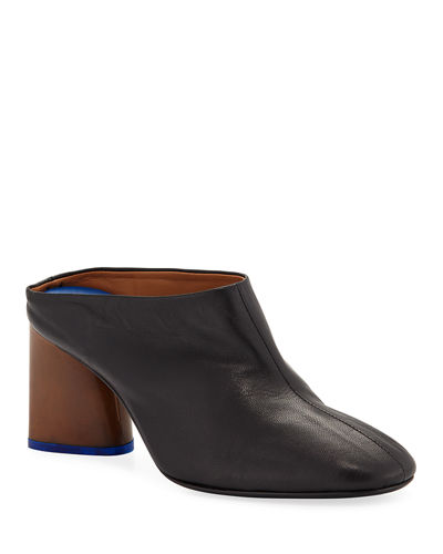 Rag & Bone Fei Leather Mules