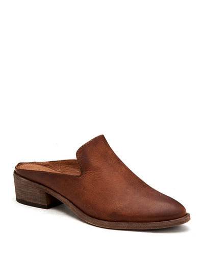 Ray Leather Western Mules