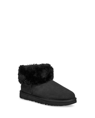 Classic Mini Fluff Booties