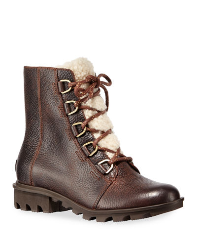 Phoenix Short Waterproof Combat Boots
