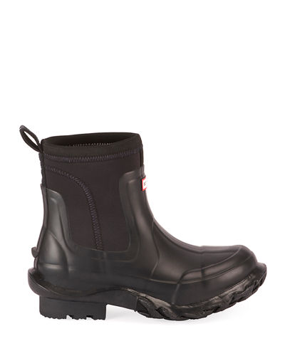 Stella McCartney x Hunter Vegan Rubber Rainboots