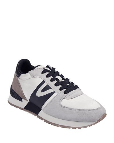 Loyola Lace-Up Sneakers