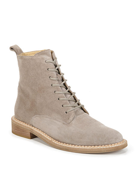 Vince Cabria Sport Suede Lace-Up Boot
