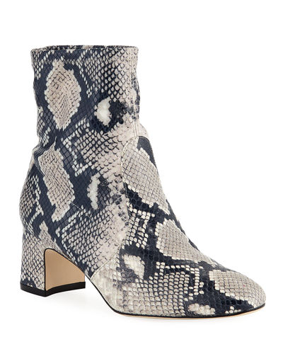 3a0ce224d1 Block Heel Stretch Ankle Boot | Neiman Marcus