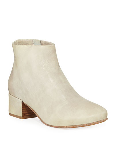 Gentle Souls Ella Block-Heel Booties