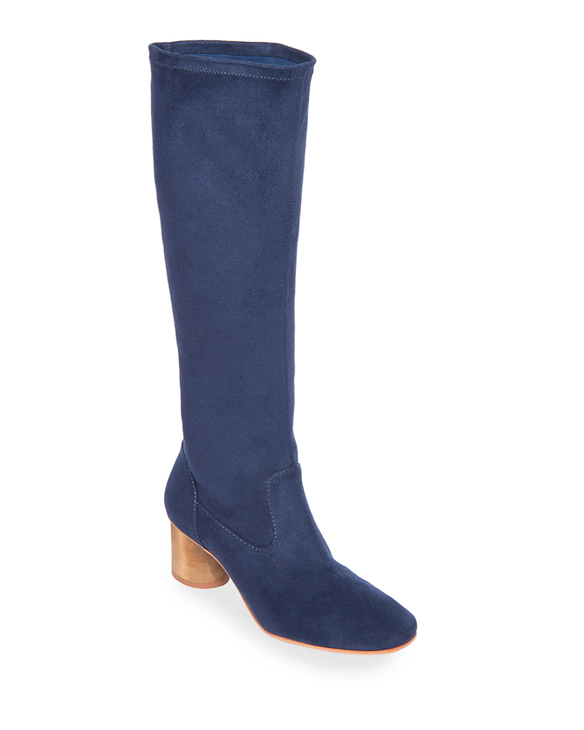 Dea Ultra Suede Knee Boots