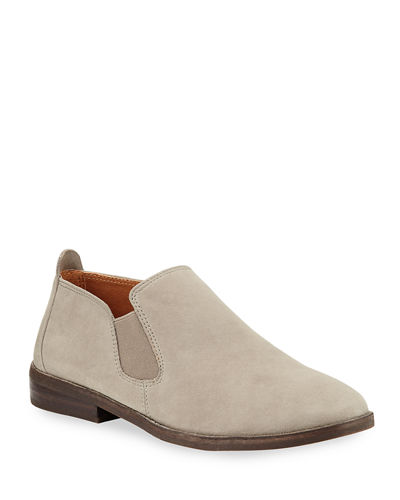 Essex Easy Suede Booties