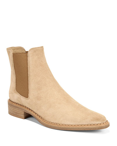Denver Suede Chelsea Booties