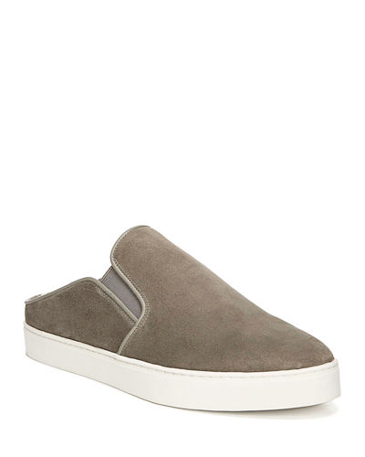 Garvey Suede Slide Sneakers
