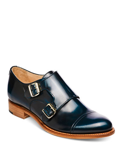 Mr. Colin Double-Monk Oxfords