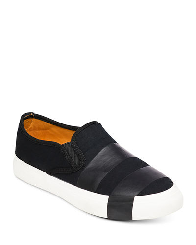 The Hammonds Two-Tone Sneakers