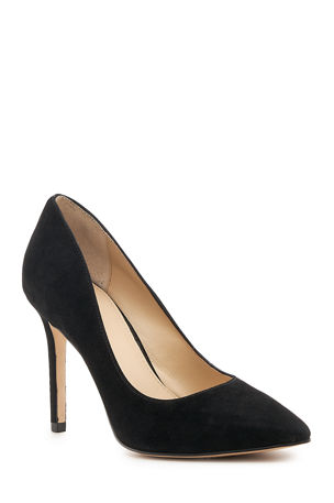 Botkier Marci Suede Stiletto Pumps