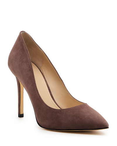 Marci Suede Stiletto Pumps