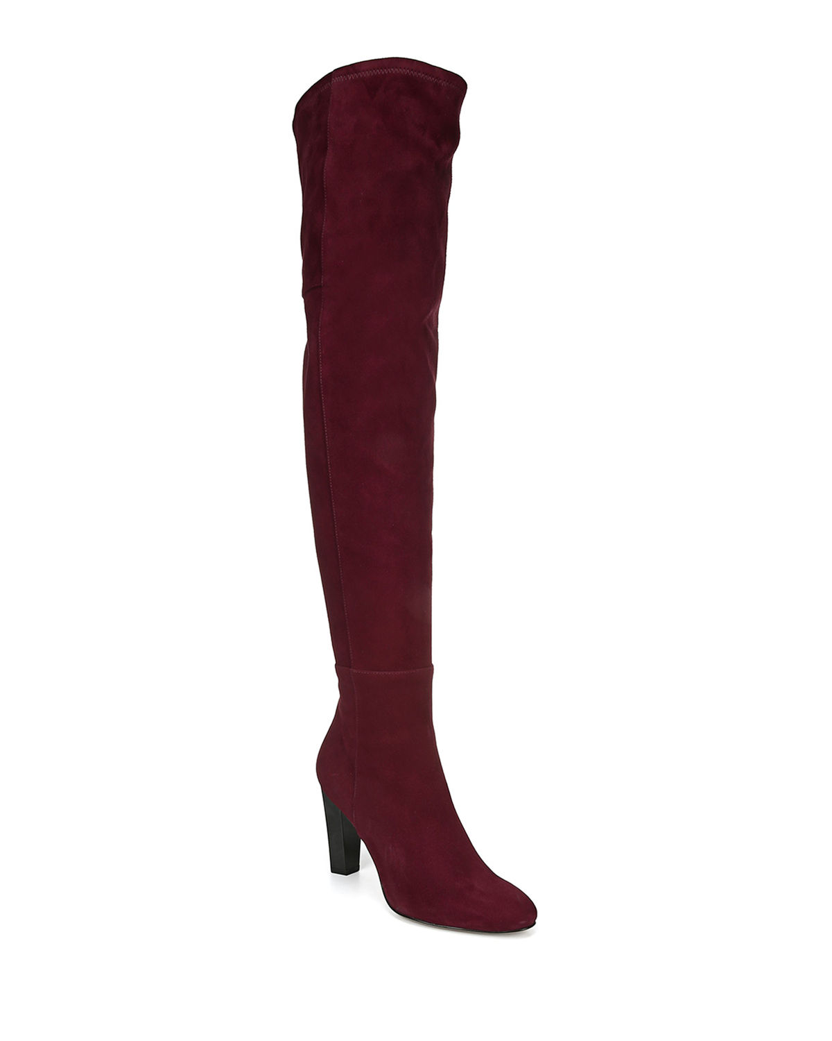 Deana Suede Over-the-Knee Boots