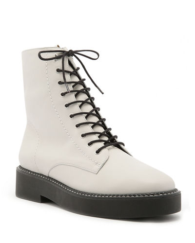 McKenzie Leather Combat Boots