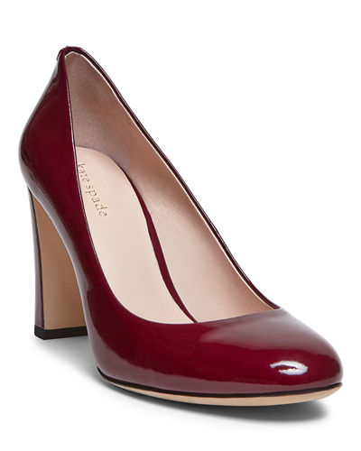 pallas patent leather pumps