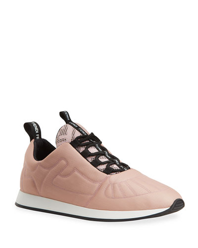FFreedom Stretch Lace-Up Sneakers