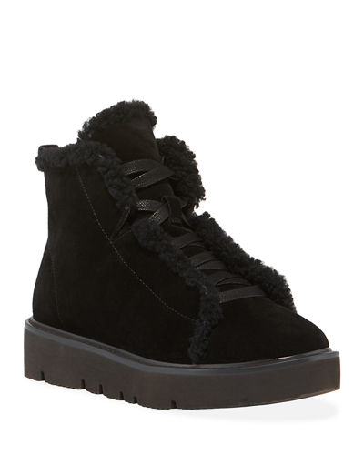 Trevor Hiker Cozy Booties