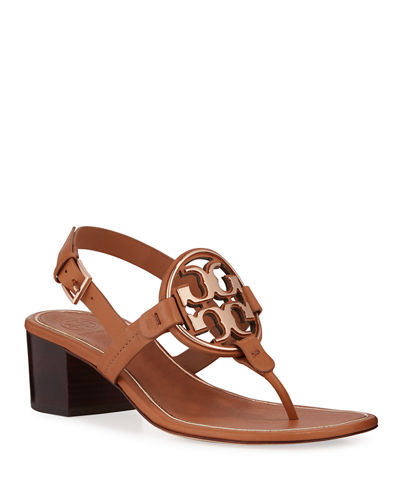 Miller Metal Medallion Sandals