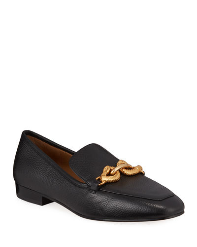 Jessa Horsebit Flat Loafers