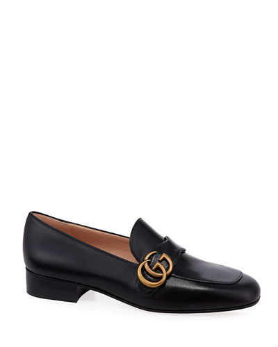 Marmont 25mm Leather Loafers