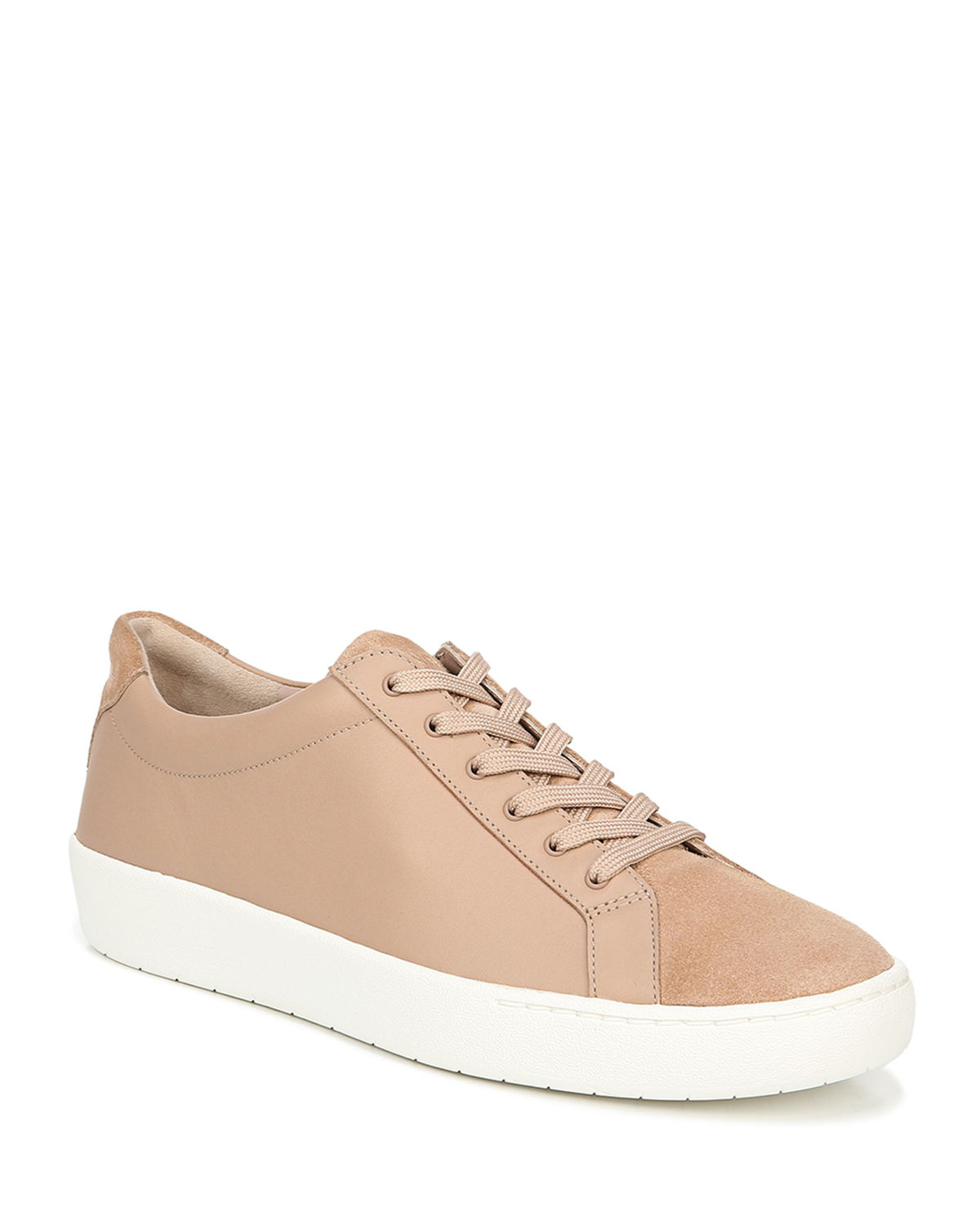 Vince Sneakers JANNA SUEDE & LEATHER LOW-TOP SNEAKERS