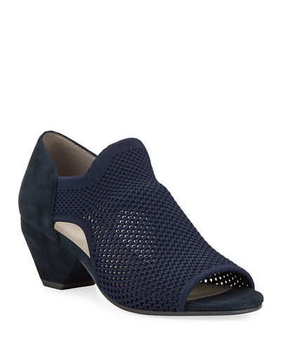 Wink Open-Toe Pumps - Made with Recycled Materials